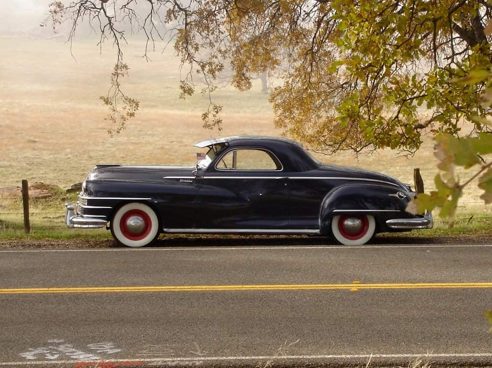 chrysler corporation  the chrysler  imperial and the desoto from 1915 to 1949