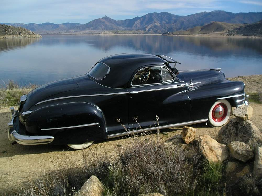 1947 desoto business coupe pictures to pin on pinterest for 1941 chrysler royal 3 window coupe