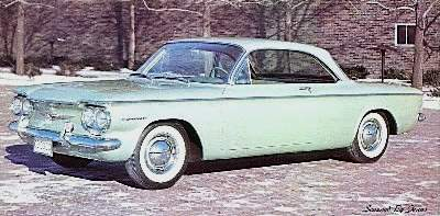 A Picture Review Of The Chevrolet Corvair