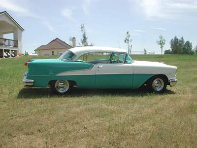 A Picture review of the Oldsmobile from 1950 to 1959