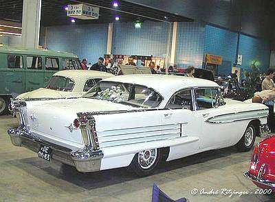 1958 oldsmobile 98 4 door hardtop