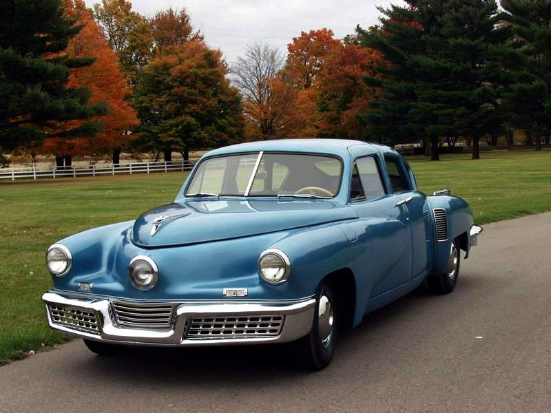 the tucker automobile But the new tucker 48 is something different and built for another reason, going back, in fact, to 1947, when bob ida's father, joe, and his uncle, dominick, scraped.